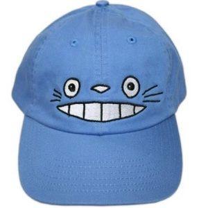My Neighbor Totoro Blue Cap